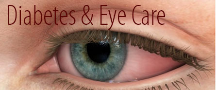 Diabetes & Eye Care