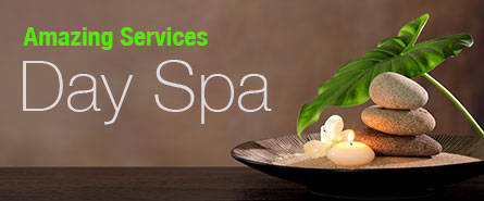 Day Spas coming!